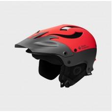 Шлем Sweet Rocker для сплава по бурной воде, красный