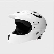 Шлем Sweet Rocker Full Face для сплава по бурной воде, белый