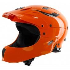 Шлем Sweet Rocker Full Face для сплава по бурной воде, оранжевый