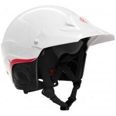 Шлем WRSI Current Pro для сплава по бурной воде, белый