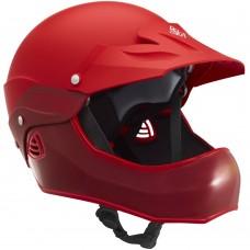 Шлем WRSI Moment для сплава по бурной воде, красный
