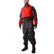 Сухой костюм VODAGEAR Космос, красный