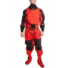 Сухой костюм VODAGEAR Ниндзя, красный