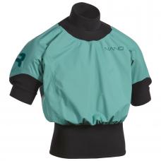 Полусухая куртка IR Nano Limited Edition короткий рукав, Agate Green