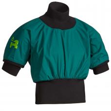 Полусухая куртка IR Nano короткий рукав, Storm Green