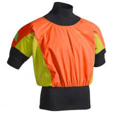 Полусухая куртка IR Nano Limited Edition короткий рукав, желтая