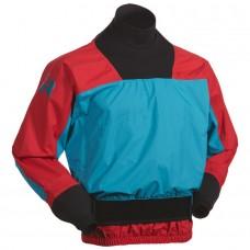 Сухая куртка IR Rival Limited Edition, красный/голубой
