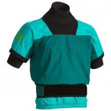 Полусухая куртка IR Rival короткий рукав, Columbia Green