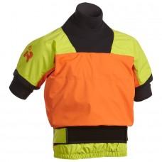 Полусухая куртка IR Rival короткий рукав, желтая