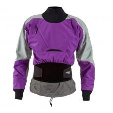 Сухая куртка Kokatat Rogue женская, фиолетовая