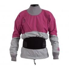 Сухая куртка Kokatat Stoke женская, фиолетовая