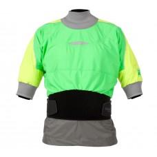Сухая куртка Kokatat Trinity, зеленая