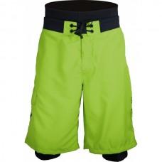 Сплавные шорты Hiko Neo Core, зеленые