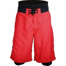 Сплавные шорты Hiko Neo Core, красные