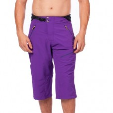 Сплавные шорты Level Six Full Monty Capri, фиолетовые