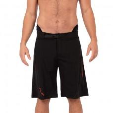 Сплавные шорты Level Six Pro Guide, черные