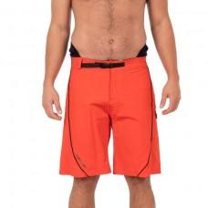 Сплавные шорты Level Six Pro Guide, оранжевые