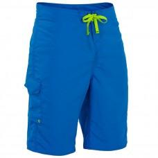 Сплавные шорты Palm Skyline мужские синие