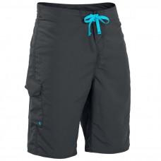 Сплавные шорты Palm Skyline мужские серые