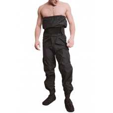 Сухие штаны VODAGEAR Спрут, черные