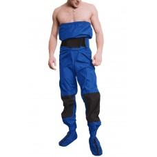 Сухие штаны VODAGEAR Спрут, синие