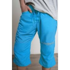 Сплавные шорты VODAGEAR Дзен, голубые