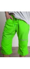 Сплавные шорты VODAGEAR Дзен, зеленые