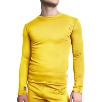 Комплект термобелья VODAGEAR Дельта, желтый