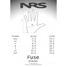 Неопреновые перчатки NRS Fuse Glove